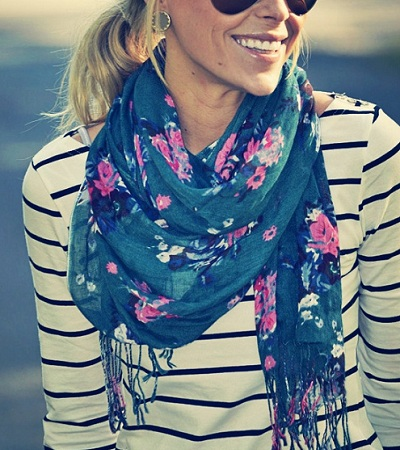striped-top-floral-scarf